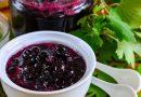Рецепты приготовления варенья из чёрной смородины – простые рецепты заготовки