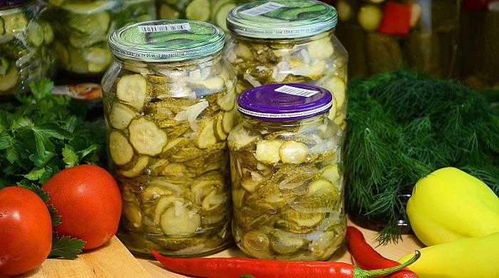 Маринованные, резаные огурцы – самые вкусные рецепты заготовки на зиму