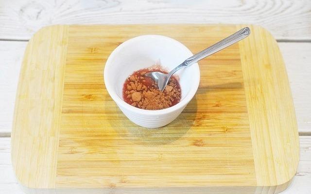 добавить какао в сироп