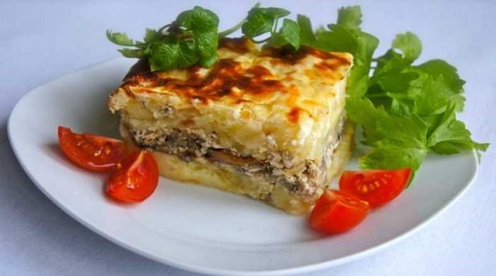 Рецепты приготовления вкусной картофельной запеканки с грибами, в духовке