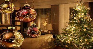 Украшение комнат, окон, декор стен, наряжаем ёлку, к Новому году своими руками