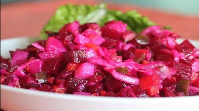 Рецепты приготовления вкусного классического винегрета для праздничного стола