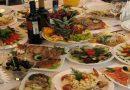 Праздничное меню на День Рождения — закуски, салаты, горячее, десерты, напитки