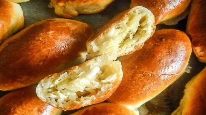 Рецепт приготовления пирожков с капустой, а также теста для пирожков и начинки