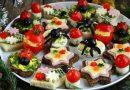 Простые вкусные бутерброды — рецепты для праздничного стола