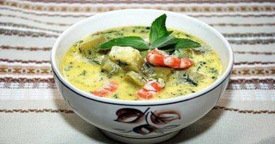 Как приготовить сырный суп — рецепты супа с плавленным и твёрдым сыром