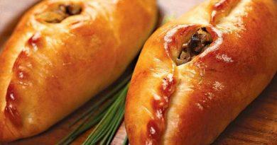 Расстегаи — вкусная выпечка с различными начинками в домашних условиях
