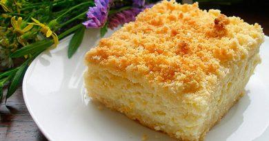 Пироги с творогом — рецепты сладкой творожной выпечки с разными вкусными добавками