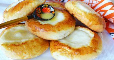 Ватрушки — рецепты вкусной домашней выпечки с творогом в духовке