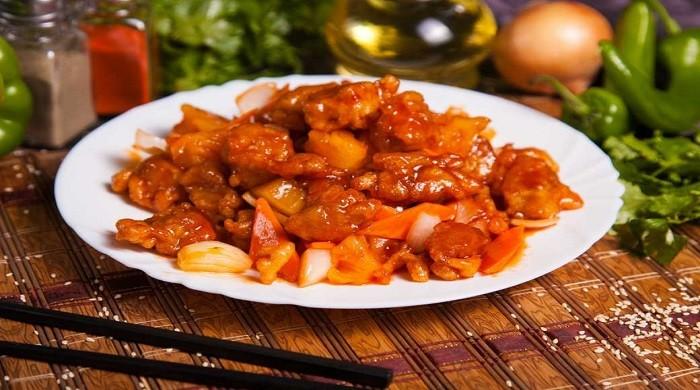Что приготовить из свинины — рецепты приготовления свинины по-китайски в кисло-сладком соусе