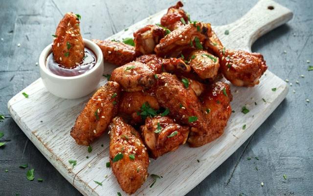 барбекю-маринад для куриных крылышек в духовке