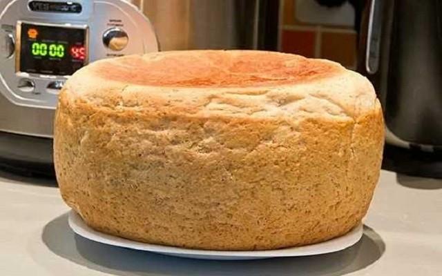 Как приготовить хлеб в мультиварке