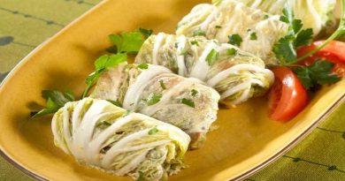 Как приготовить голубцы из пекинской капусты — пошаговые рецепты с фото