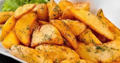 Блюда из картошки, приготовленной разными способами в духовке