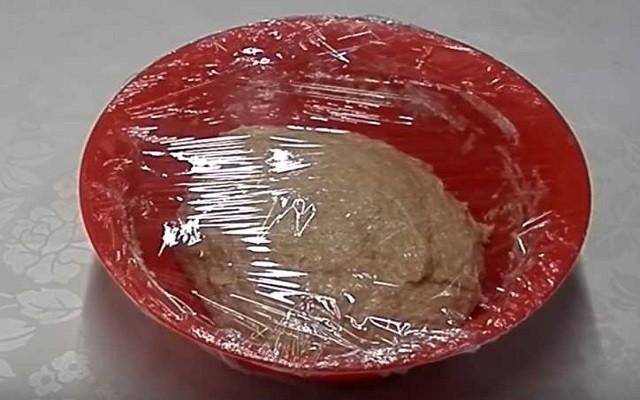 Домашний хлеб -пошаговый рецепт с фото