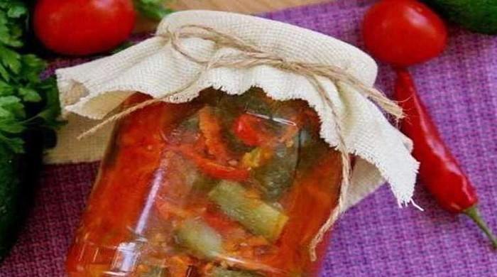 Лечо — рецепты приготовления вкусного лечо из огурцов, болгарского перца, помидоров