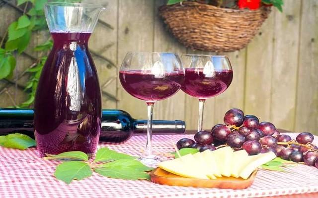 Рецепт вина Изабелла с дрожжами