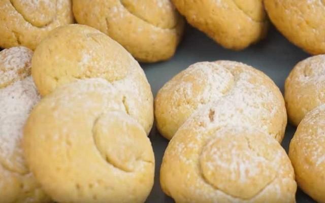 Печенье быстрого приготовления с маргарином