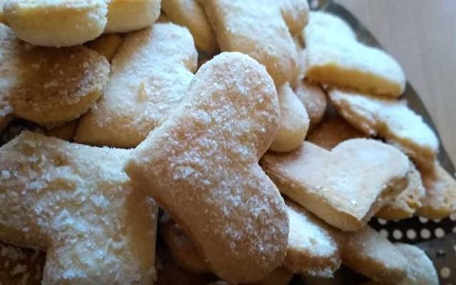 вкусное печенье без сливочного масла и яиц