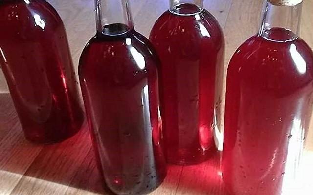 разливаем в бутылки