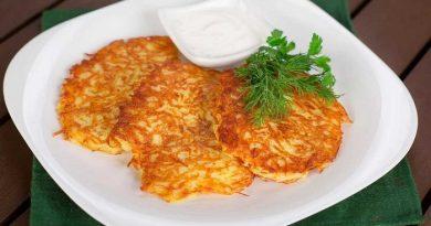 Картофельные драники — классические рецепты приготовления вкусных овощных оладьев из картофеля с различными добавками