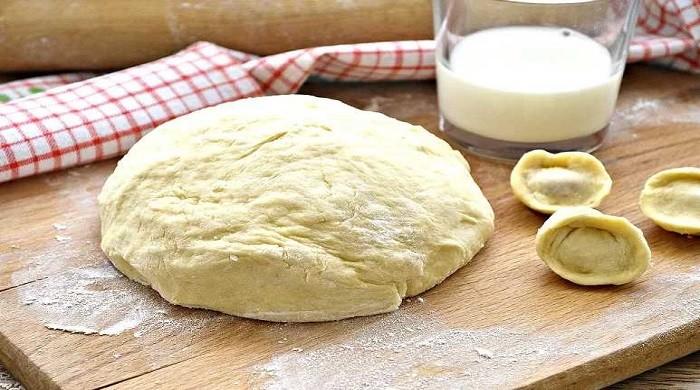 Тесто на пельмени — пошаговые рецепты приготовления, для вкусных домашних пельменей