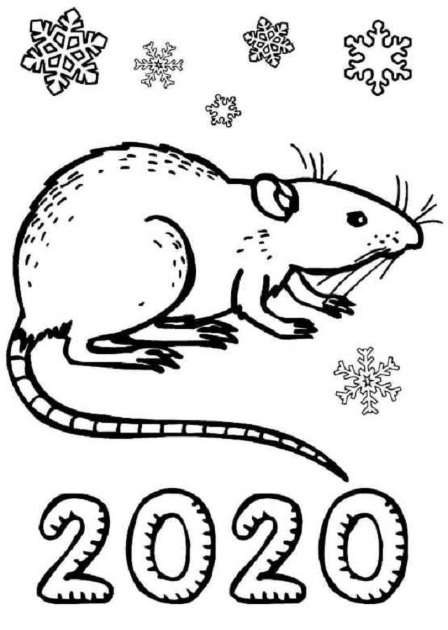мышка 10