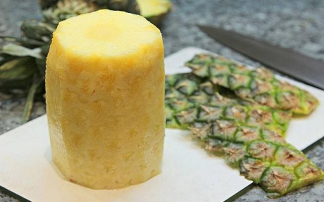 готовим ананас