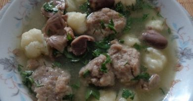 куриные супы