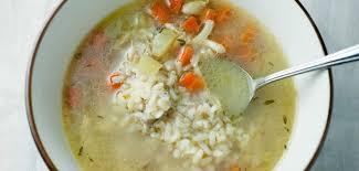 Суп кур. с рис и мор