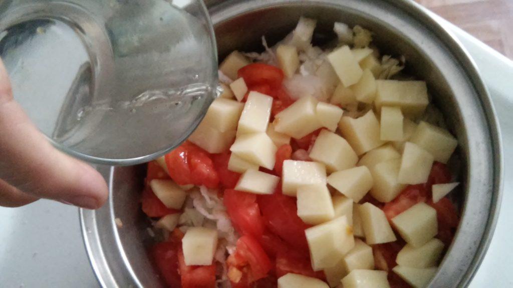 Вкусные щи со свининой рецепт
