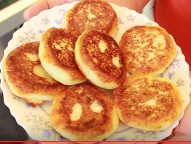Сырники из творога рецепт с пошагово на 500 грамм