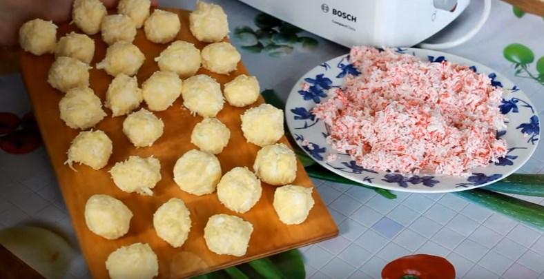 Быстрые и легкие праздничные закуски рецепты