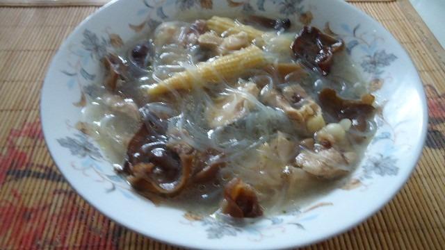 суп из фунчозы рецепты с фото пошагово