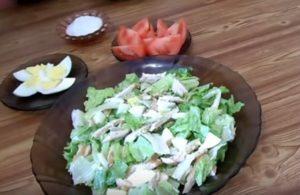 Салат делиция рецепт пошагово