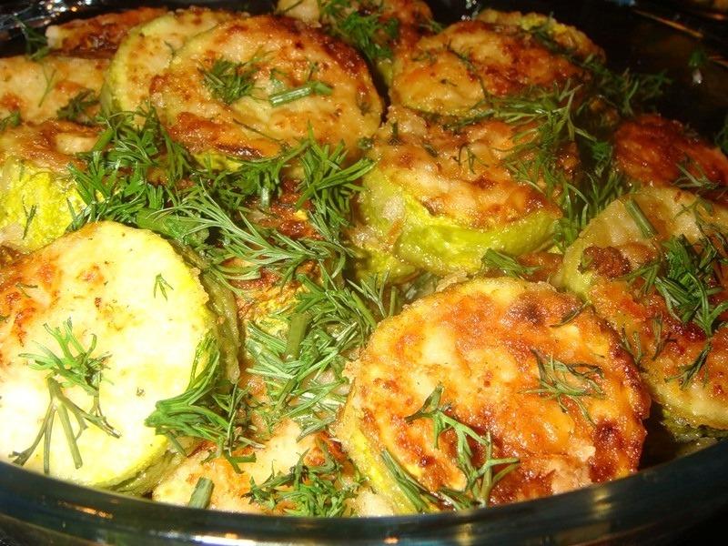 рецепты блюд из кабачков и мяса с фото